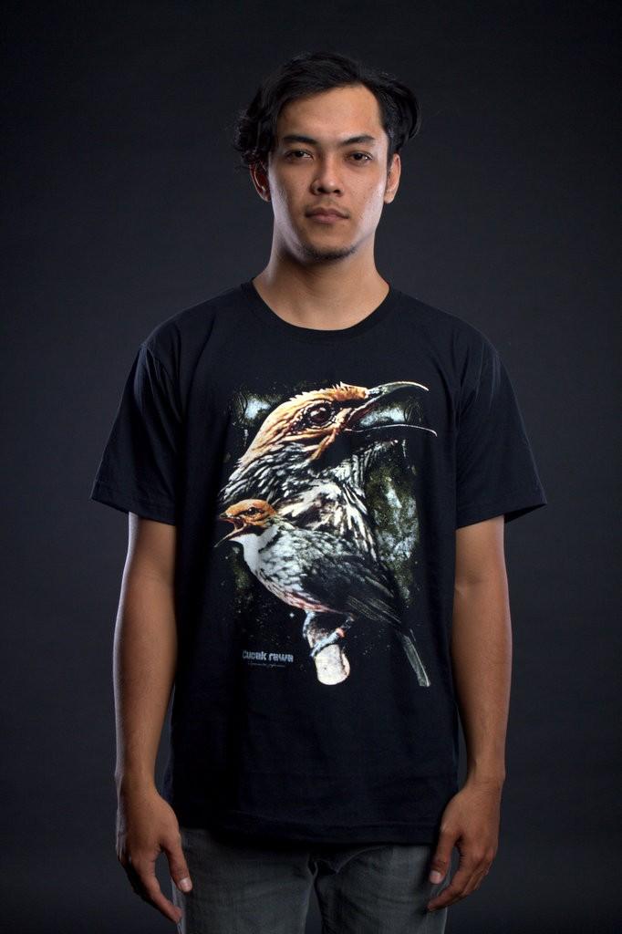 harga Kaos baju burung kicau mania cucak rowo Tokopedia.com