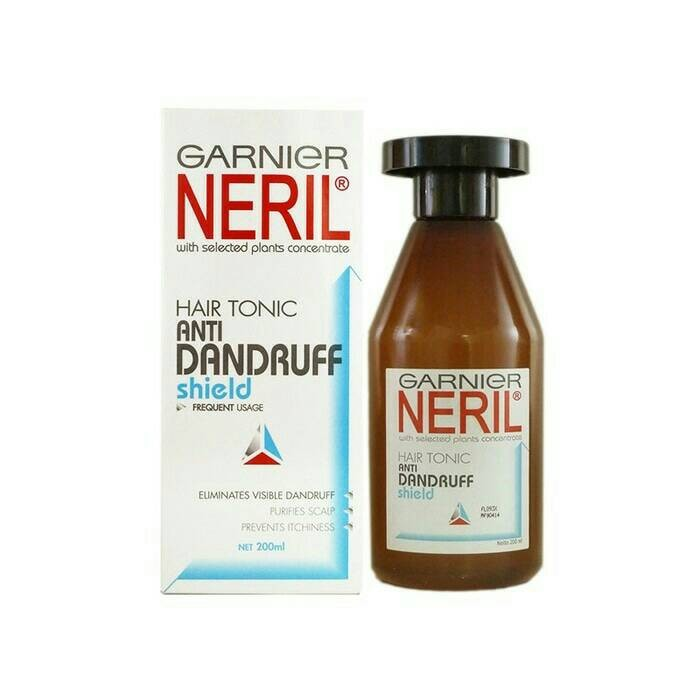 harga Neril hair tonic anti dandruff 200 ml Tokopedia.com