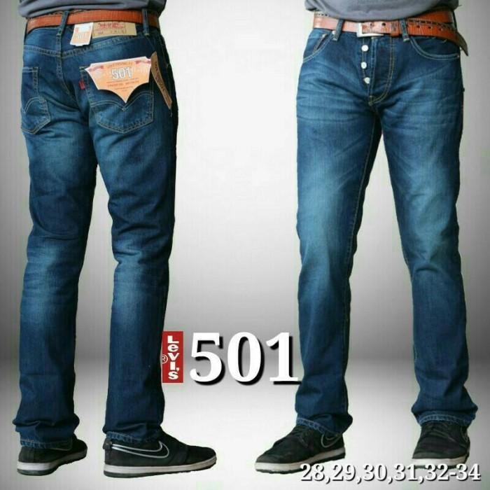 harga Celana levis 501 / celana import/grade original/celana jeans Tokopedia.com