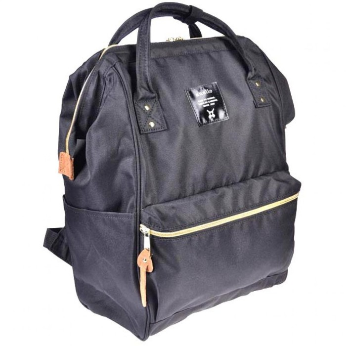 Foto Produk Tas Ransel Anello Handle Oxford Cloth Backpack Campus Rucksack dari Rimas Technology
