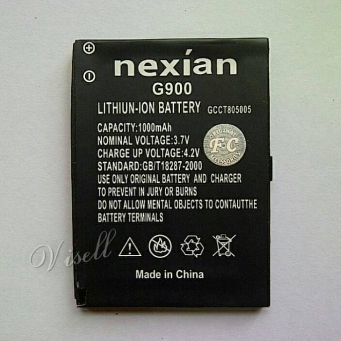 Baterai Nexian BA-003 / TM-003 for G900 G911 G922 G522 T900 T911 T922