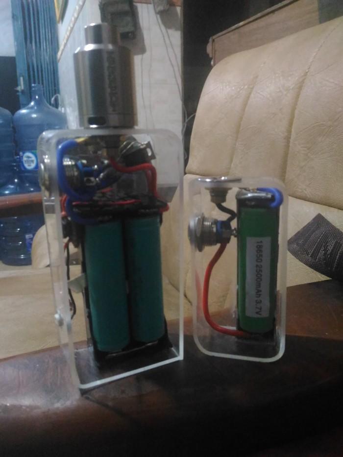 Jual Vapor vape mod diy akrilik pwm chip 2 batrey mantap - Kota Pekalongan  - Aira Rent car   Tokopedia