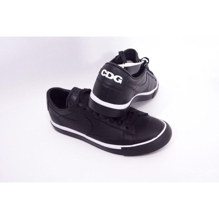 size 40 ffcec 8e5e8 Jual Comme Des Garcon (CDG) Black Nike Blazer Low - DKI Jakarta - SAUCE |  Tokopedia