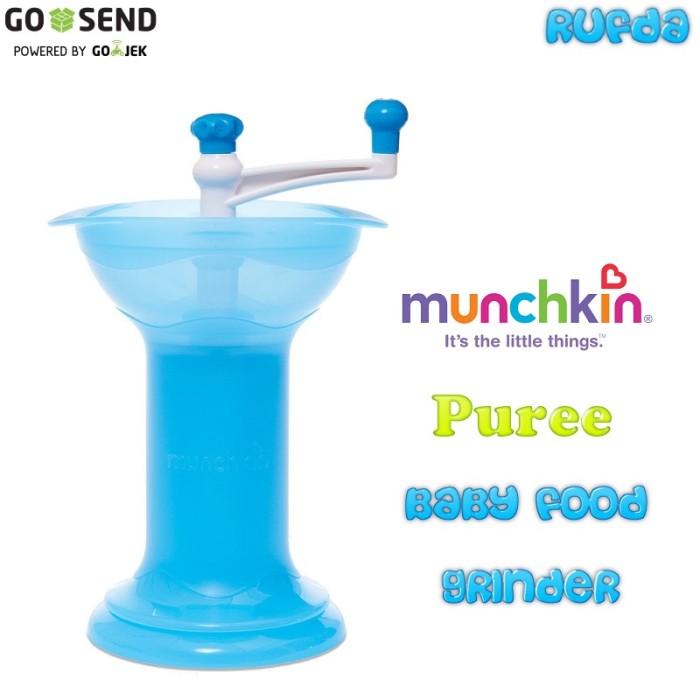 harga Munchkin Puree Baby Food Grinder, Gilingan Makanan Bayi Tokopedia.com