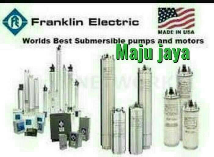 """Jual Pompa air satelit 2 Hp stanleis """" Franklin + york ..."""