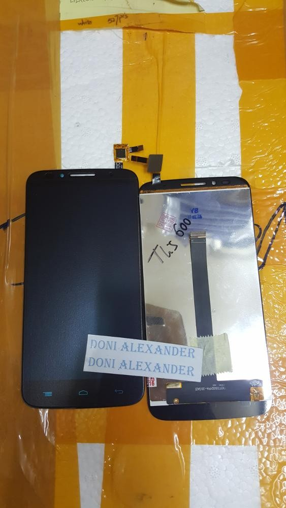 harga Lcd + touchscreen alcatel one touch onetouch flash plus tlis 600 Tokopedia.com