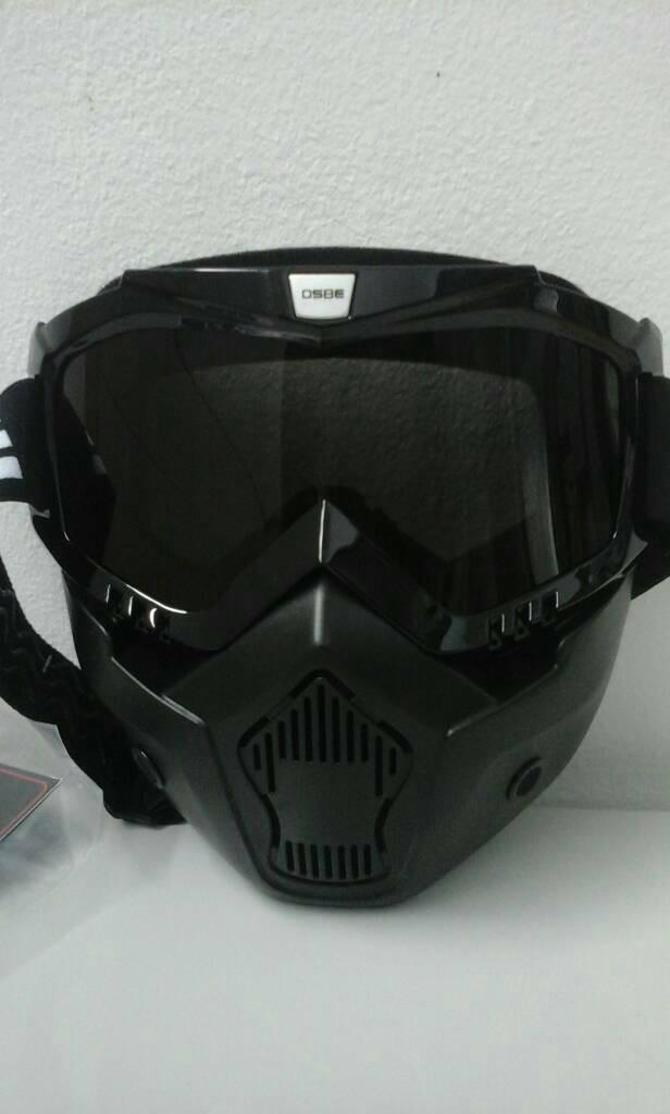 harga Goggle mask merk osbe hitam #gogglemask#murah#halffece#motocross Tokopedia.com