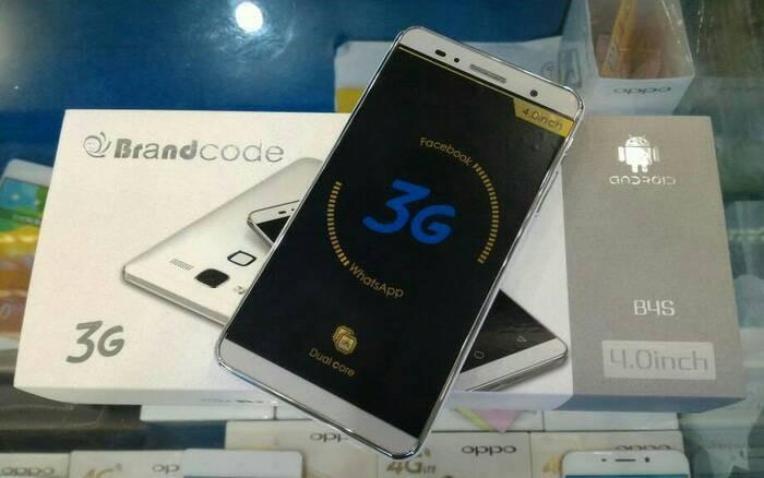 harga Handphone hp android murah brandcode b4s 3g 4 gb Tokopedia.com