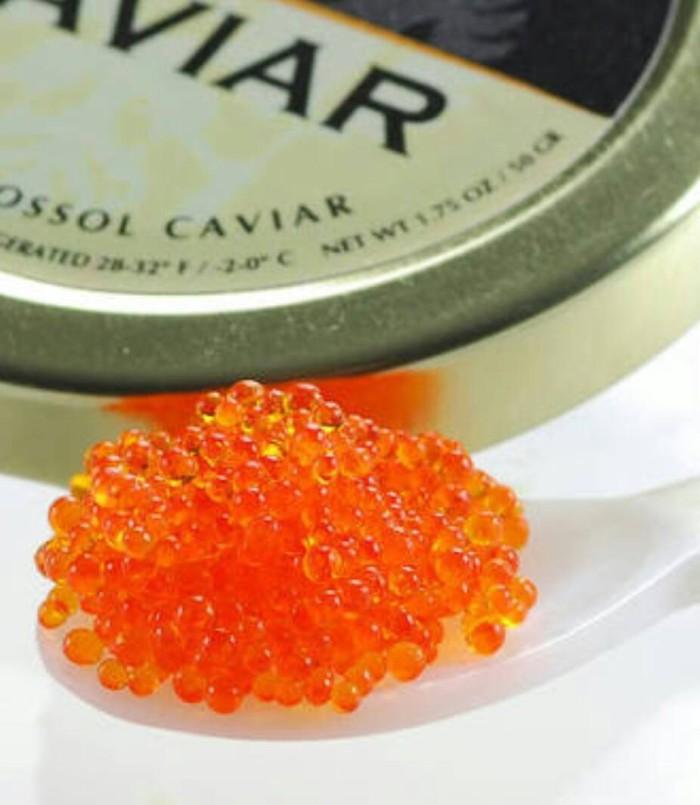 harga Frozen raw orange tobiko flying fish caviar telur ikan beku import Tokopedia.com