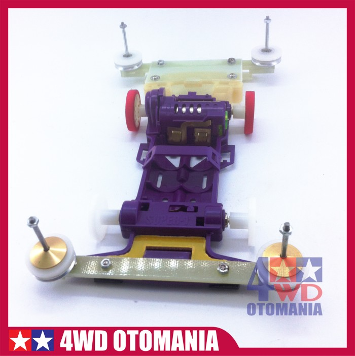 harga Tamiya # mini 4wd sloop full bearings (rakitan-baru) Tokopedia.com