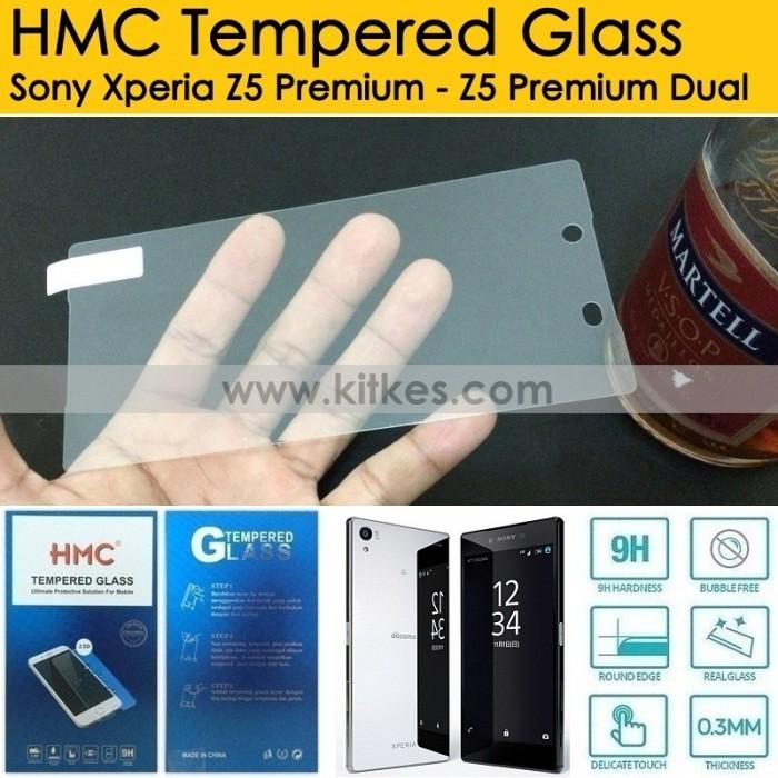 harga Hmc tempered glass sony xperia z5 premium - z5 premium dual Tokopedia.com