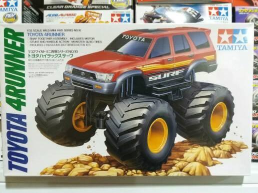 harga Monster truck toyota 4runner tamiya Tokopedia.com