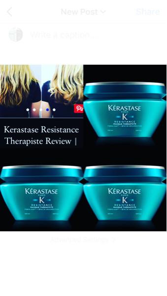 harga Kerastase masque therapiste 200ml(masker u/rambut rusak) Tokopedia.com