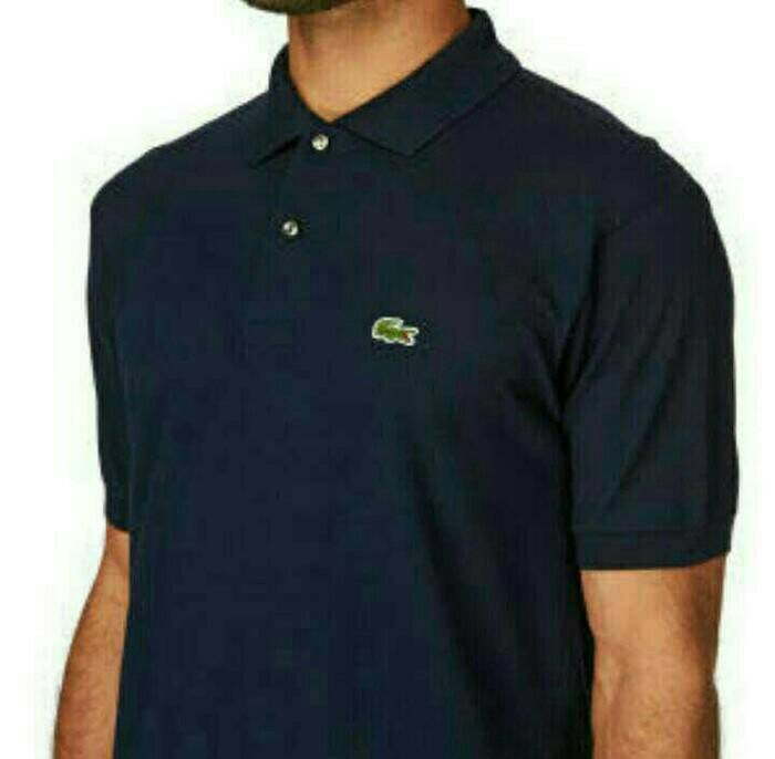 Polo shirt big size xxxl-xxxxl lacoste navy