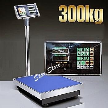 harga Timbangan platform digital kapasitas besar 300kg Tokopedia.com