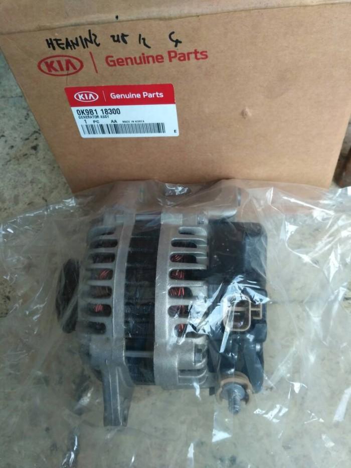 harga Alternator _ dinamo ampere kia carens 2 Tokopedia.com