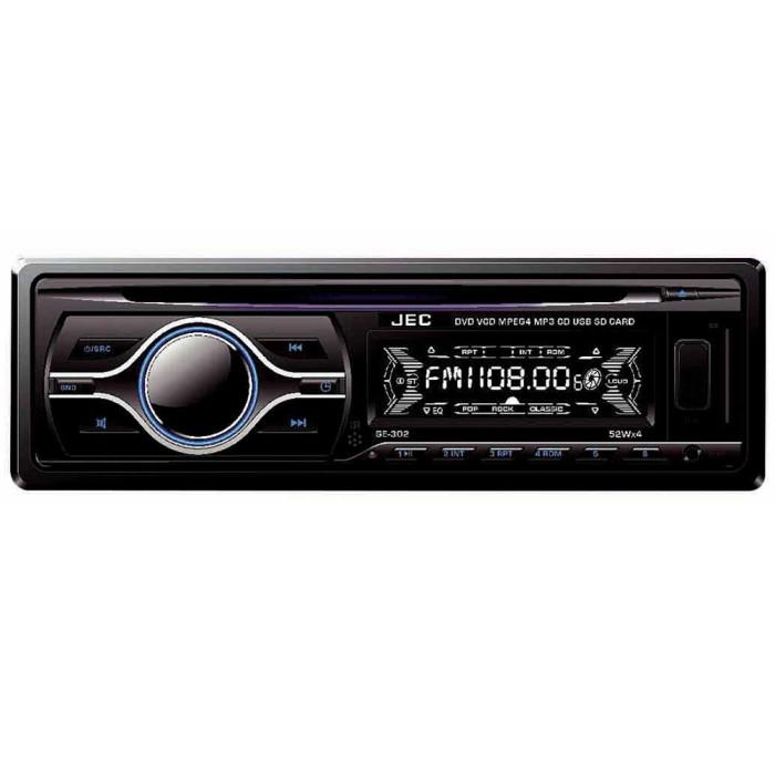 harga Jec ge-301 single din dvd player / tape mobil Tokopedia.com