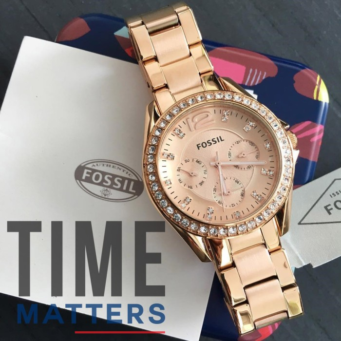 harga Jam tangan fossil wanita | original | garansi resmi | es2811 Tokopedia.com