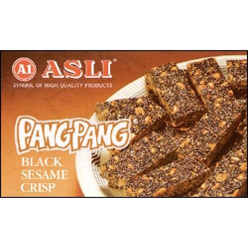 harga A1 asli pang-pang black sesame crisp oleholeh khas medan Tokopedia.com