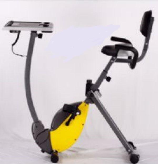 harga Sepeda fitnes statis x bike dengan sandaran dilengkapi meja di depan Tokopedia.com