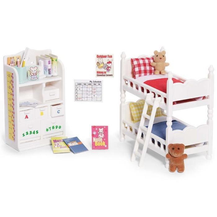 harga Sylvanian families / calico critters children's bedroom set Tokopedia.com