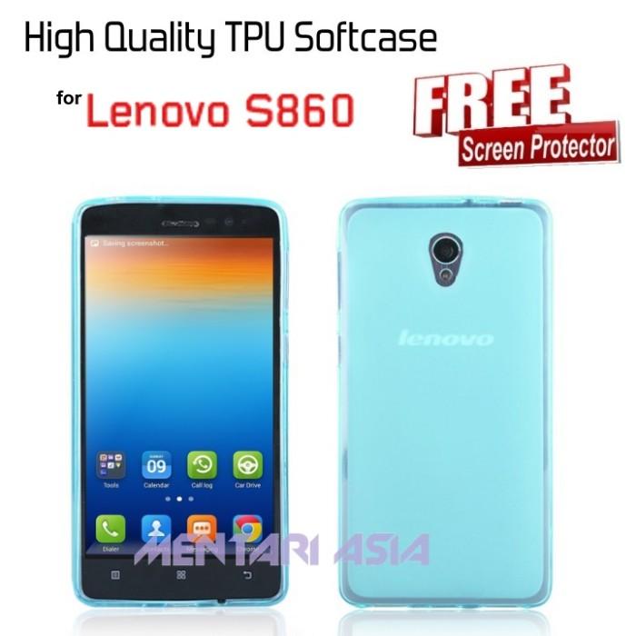 harga Soft case for lenovo s860 : high quality tpu ( + free sp ) Tokopedia.com