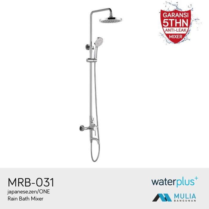 harga Shower column waterplus mrb 031 (hot - cold) (full kuningan) Tokopedia.com