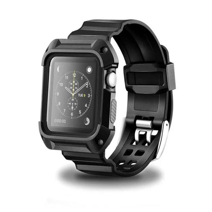 harga Case rubber armor strap unicorn beetle pro apple watch 38mm series 1 2 Tokopedia.com