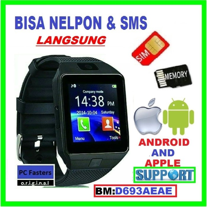 harga Jam tangan pria wanita / unik / hp handphone elektronik jaket kaos Tokopedia.com