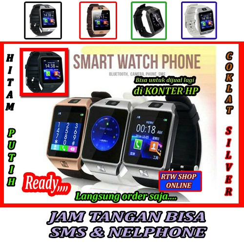 harga Hp handphone jam tangan pria unik / jam tangan anak / kado ulang tahun Tokopedia.com