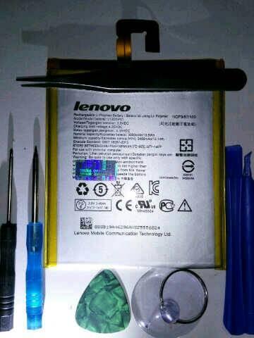 harga Baterai batre battery lenovo tab 2 a7-10 original 100% Tokopedia.com
