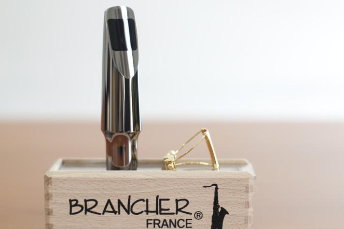 harga Brancher saxophone mouthpiece (metal ligature) Tokopedia.com