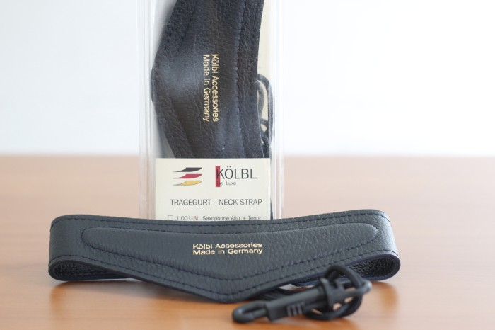 harga Kolbl leather saxophone strap Tokopedia.com