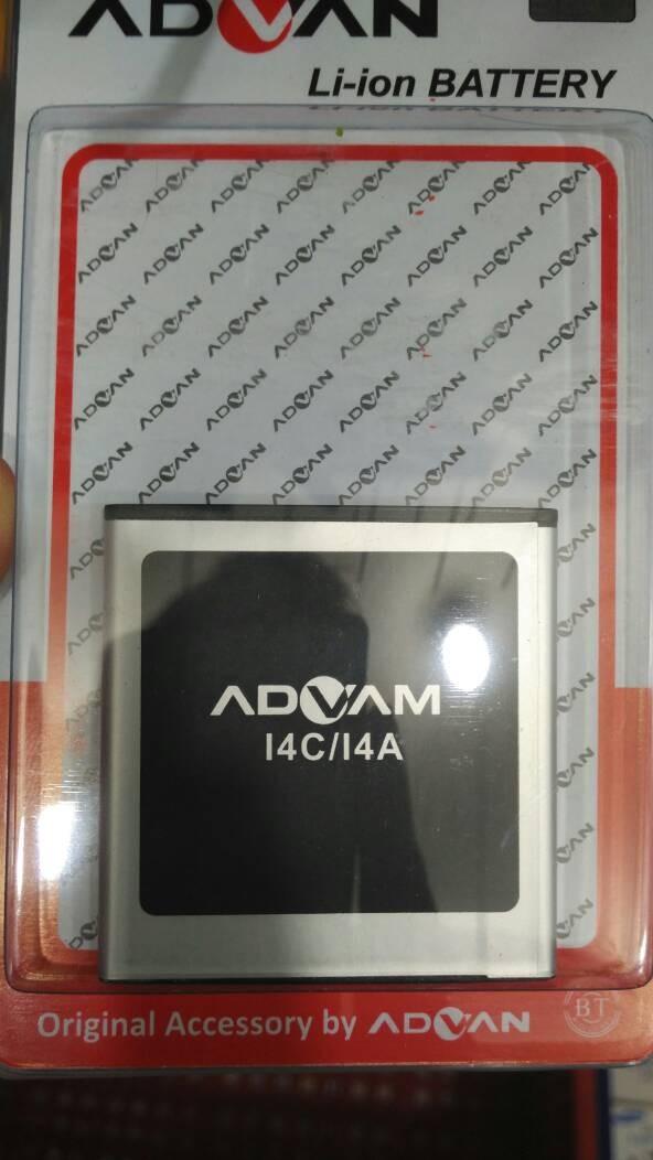 harga Batre / batrai / battery / baterai handphone advan i4a / i4c ori 99% Tokopedia.com