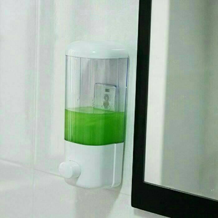 harga [promo] neo soap dispenser sabun cair single (bukan buat odol) Tokopedia.com