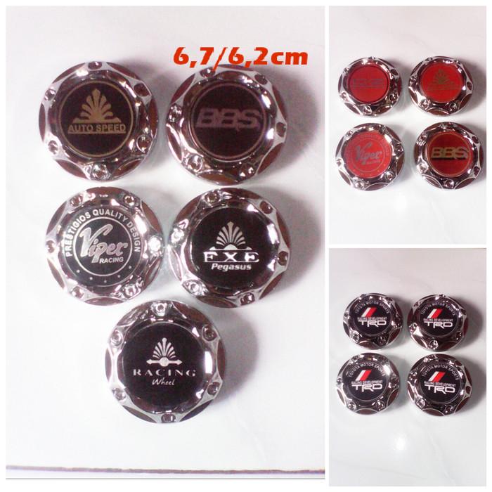 harga Dop velg laiso chrome 67/62cm (.tutup velg racing) Tokopedia.com