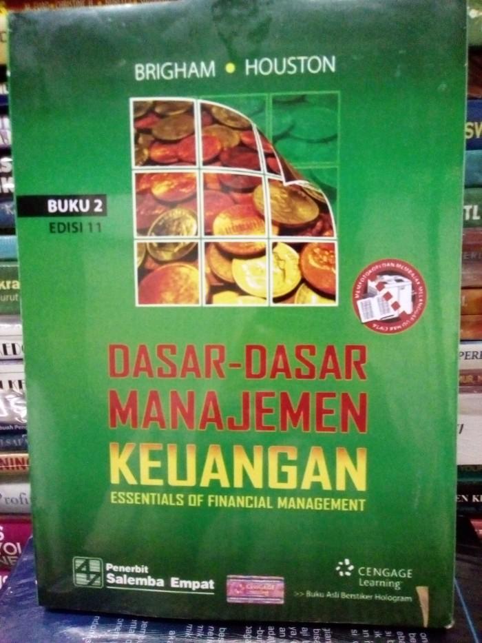 harga Dasar-dasar manajemen keuangan jld. 2 Tokopedia.com