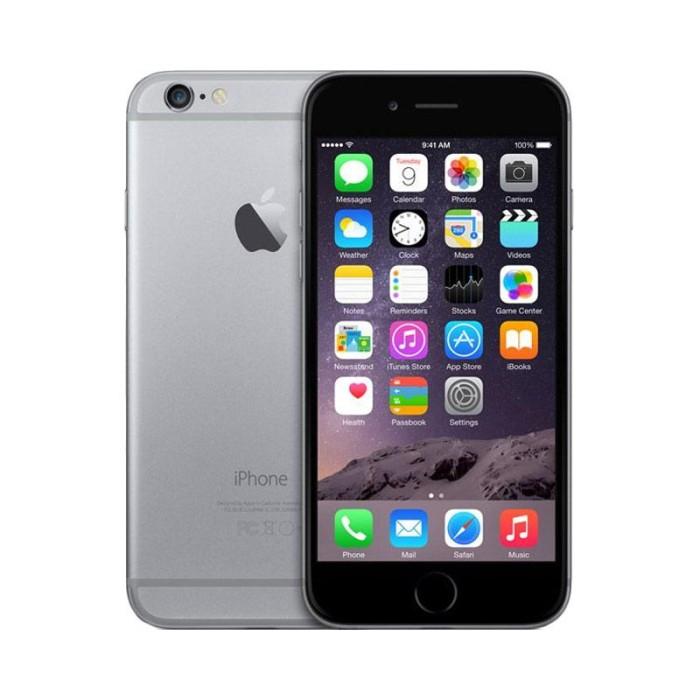 harga Iphone 6 128gb space gray garansi distributor spek usa Tokopedia.com