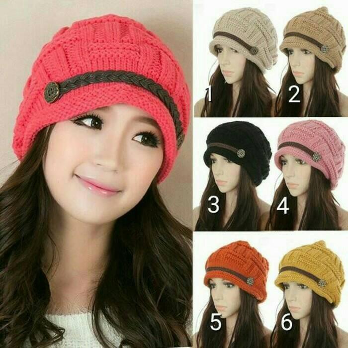 Jual topi kupluk untuk winter   musim dingin - winterstale  95dfb43cd9