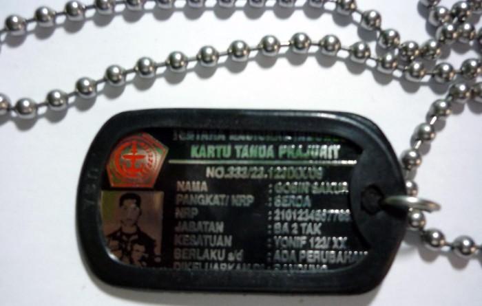 Kalung tentara indonesia