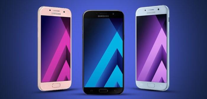 Samsung Galaxy A5 2017 [3/32GB] - Garansi Resmi SAMSUNG INDONESIA