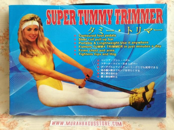 harga Alat olahraga fitnes pengencang perut super tummy trimmer pegas murah! Tokopedia.com