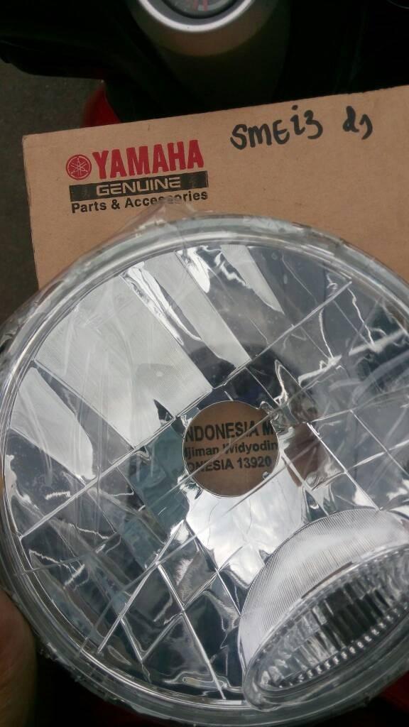 harga Reflektor/mika/kaca lampu motor vixion old yg bulet/murah/baru/asli Tokopedia.com