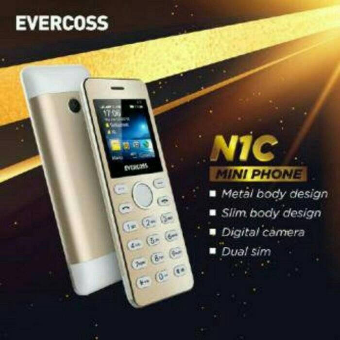 harga Handphone / hp candybar evercoss n1c Tokopedia.com