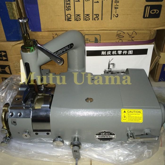 Foto Produk Mesin Seset Kulit SM-801 (SET) dari Mutu Utama Mesin Jahit