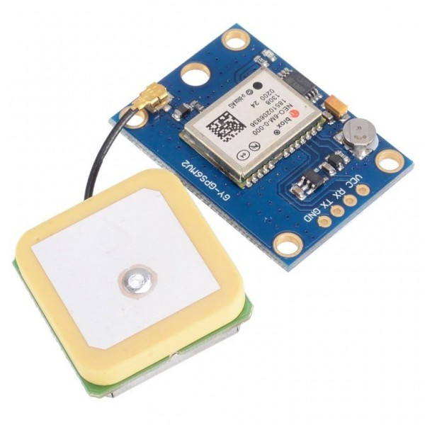 Foto Produk Ublox NEO-6M GPS Module NEO6MV2 dari solarperfect