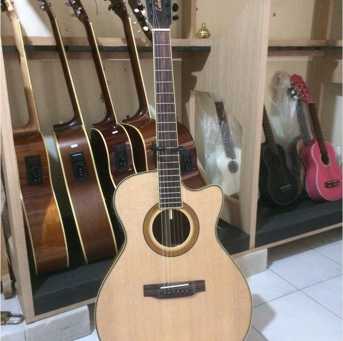 harga Gitar akustik lakewood neck maple Tokopedia.com
