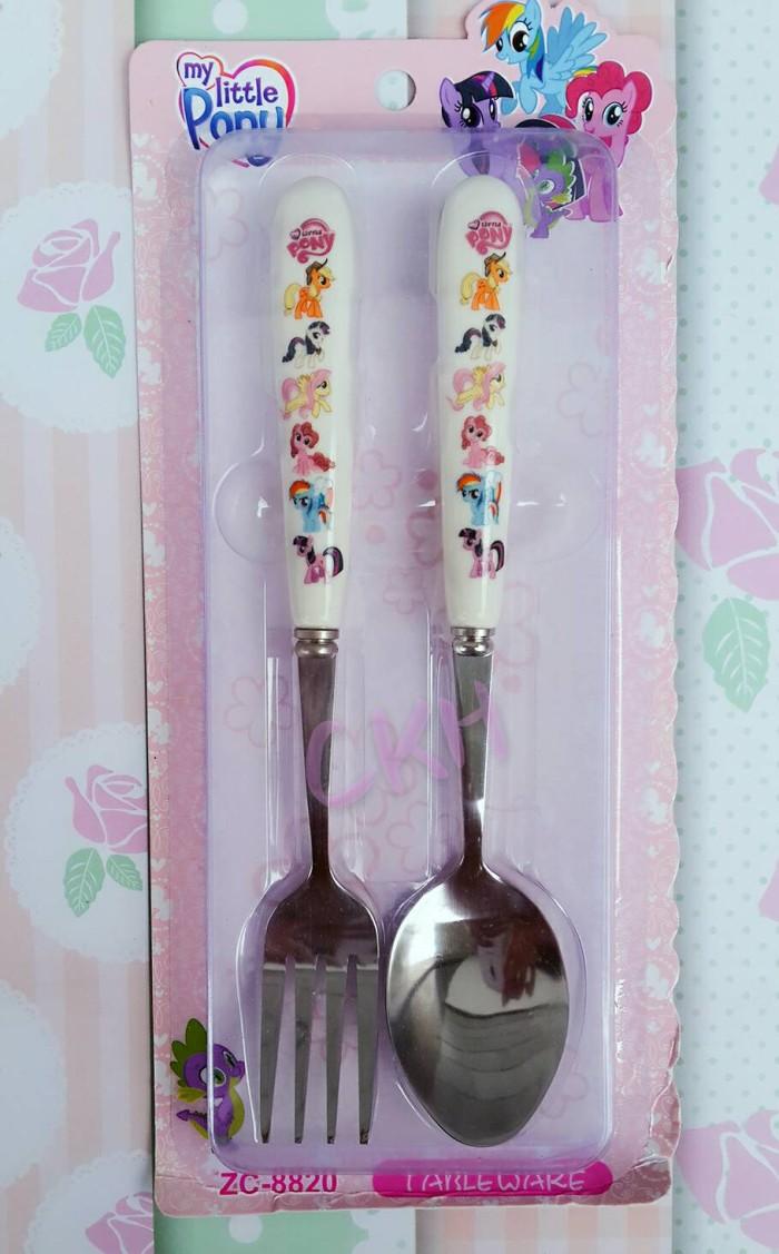 Foto Produk sendok set pony dari CHINGZ KITTY HOUSE