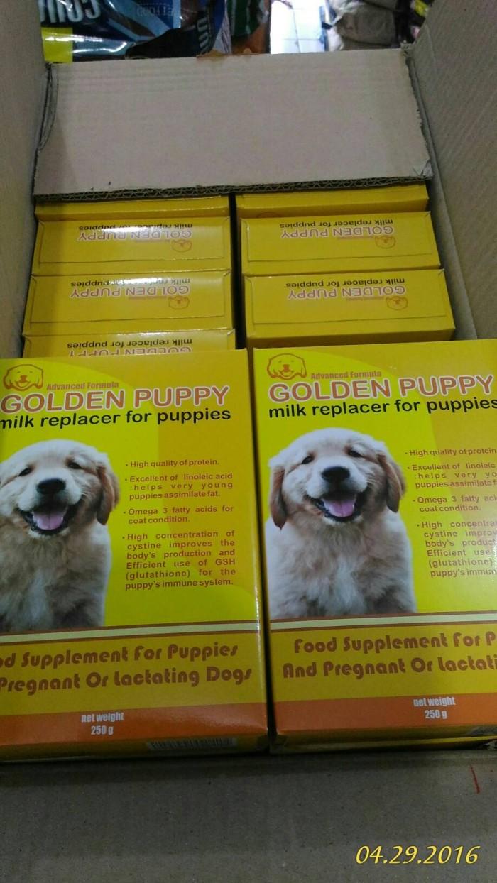harga Susu anjing advanced formula golden puppy milk replacer for puppies Tokopedia.com