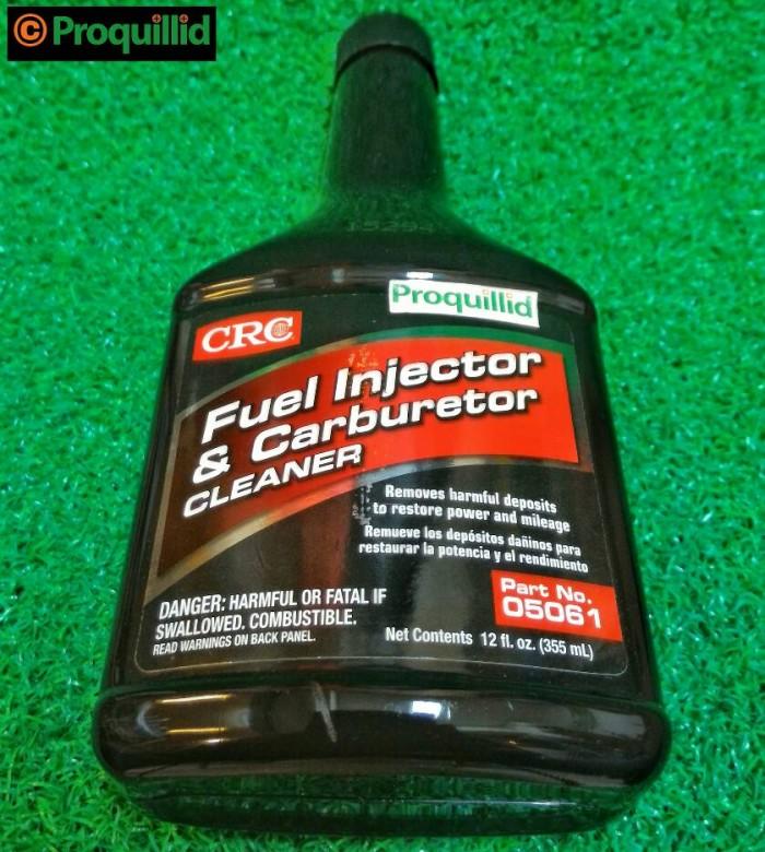 harga Crc fuel injector & carburetor cleaner / pembersih 05061 355 ml Tokopedia.com